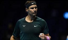Biến Tsitsipas thành cựu vô địch, Nadal vào bán kết ATP Finals