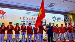 Đặt mục tiêu giành huy chương ở nhóm các môn thể thao trọng điểm tại Asiad 18
