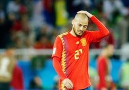 'Nhạc trưởng' thiên tài David Silva chia tay đội tuyển Tây Ban Nha