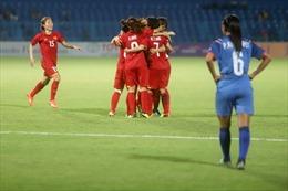 Asiad 2018: Bóng đá nữ Việt Nam quyết tái lập kỳ tích vào bán kết