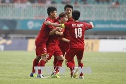Lịch thi đấu Asiad 2018 ngày áp chót 31/8: Mọi ánh mắt hướng về Olympic Việt Nam