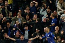 Hazard lập siêu phẩm, Chelsea ngược dòng trước Liverpool ngay tại 'thánh địa' Anfield