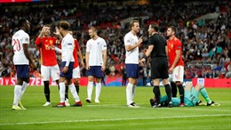 Luke Shaw chấn thương nặng, Anh thua sát nút Tây Ban Nha