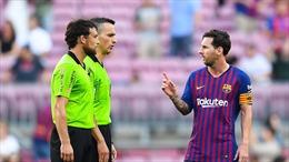 Thêm một trận hòa trên sân nhà, Messi và các đồng đội nổi cáu