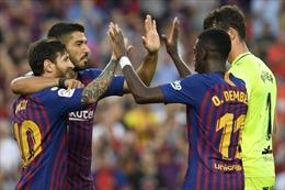Luis Suarez phàn nàn về công nghệ VAR: 'Thổi bay cả niềm hạnh phúc'
