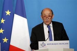 Đức, Pháp, Anh và EU ra tuyên bố chung về vấn đề hạt nhân của Iran
