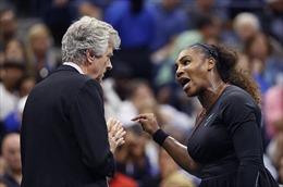 Lùm xùm Serena Williams và trọng tài: ITF lên tiếng bảo vệ người của mình