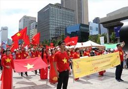 Cộng đồng người Việt ở nước ngoài hòa chung niềm tự hào nhân ngày Quốc khánh