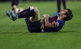 Messi gãy tay lỡ cả El Clasico, cái giá phải trả cho chiến thắng của Barcelona