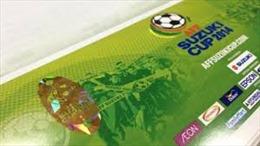 Vé xem bán kết AFF Cup giữa Việt Nam- Philippines tại Mỹ Đình chỉ được bán online