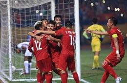 Đánh bại Campuchia 3 - 0, đội tuyển Việt Nam vào bán kết với ngôi nhất bảng