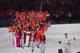 SEA Games 30: Đoàn thể thao Việt Nam vượt khó, phấn đấu lọt tốp 3