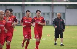 Tuyển Việt Nam sẵn sàng cho hai trận đấu lớn gặp UAE và Thái Lan