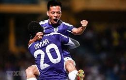 Ngược dòng đánh bại Quảng Nam, Hà Nội FC lần đầu tiên đăng quang Cúp Quốc gia