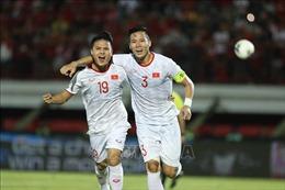 Thắng Indonesia 3-1, Việt Nam tiếp tục bất bại tại vòng loại World Cup 2022