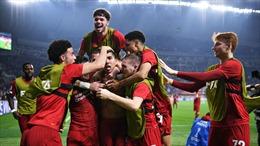 Liverpool - Nhà vô địch của các nhà vô địch