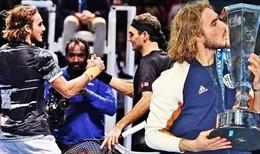 Stefanos Tsitsipas thách thức bộ ba vì mục tiêu Grand Slam trong năm 2020