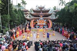 Trang trọng khai hội chùa Hương năm 2020