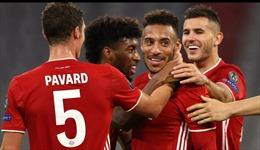 Champions League: 'Hùm xám' gầm vang đánh bại Atletico Madrid