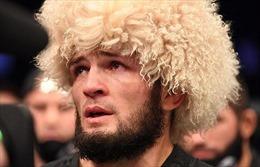 'Độc cô cầu bại' UFC Khabib Nurmagomedov giải nghệ
