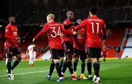 Man United thể hiện phong độ ấn tượng