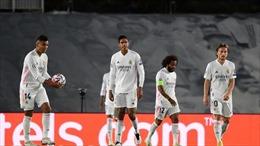 Real Madrid - Inter Milan: Thoát 'thế chân tường'