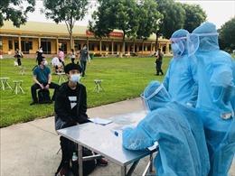Sáng 22/10, Việt Nam có thêm 1 ca mắc COVID-19 nhập cảnh đã được cách ly
