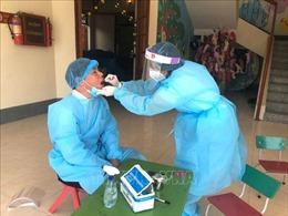 Tới 6 giờ sáng 26/7: Thêm 1 ca mắc mới COVID-19 trong cộng đồng tại Đà Nẵng, phải thở máy