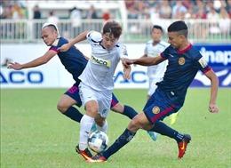 Sài Gòn FC - HAGL: Chờ tài HLV Kiatisak phá 'dớp' sân Thống Nhất