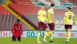 Burnley tạo 'địa chấn' tại Anfield