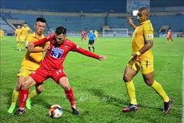 V-League 2021 khép lại vòng 2 hấp dẫn