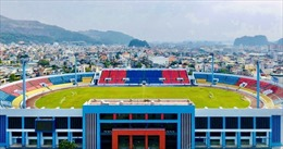Hoãn trận đấu giữa Than Quảng Ninh - TP Hồ Chí Minh trên sân Cẩm Phả