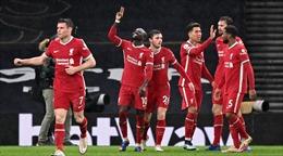 Giành được thắng lợi đầu tiên trong năm 2021, Liverpool trở lại Top 4