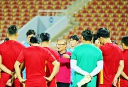 Tuyển Việt Nam công bố danh sách 23 cầu thủ đấu Oman: Không có Tuấn Anh, Văn Hoàng