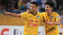 Ấn tượng vòng 7 V-League 2021: Đội bóng phố Núi vẫn ở đỉnh, Hà Nội FC 'trảm' tướng