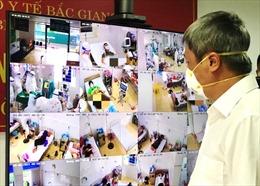 Bộ Y tế rút Bộ phận thường trực đặc biệt khỏi Bắc Giang