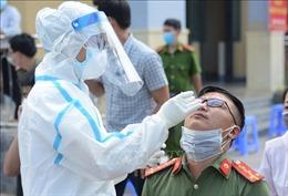 Đến 12 giờ ngày 11/5, Việt Nam có thêm 16 ca mắc mới COVID-19 trong khu vực đã phong tỏa