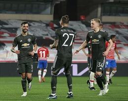 MU - Granada: Dạo chơi ở Old Trafford