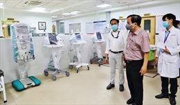Bệnh viện tư nhân đầu tiên của Bạc Liêu tham gia điều trị bệnh nhân COVID-19