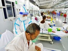 Bên trong Trung tâm Hồi sức tích cực của Bệnh viện Việt Đức tại TP Hồ Chí Minh