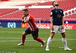 Cuộc đua vô địch La Liga chỉ còn là chuyện giữa Real và Atletico