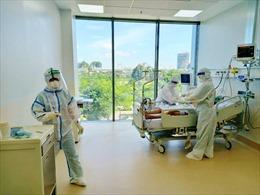 Cận cảnh bệnh viện dành riêng cho bệnh nhân COVID-19 nặng quy mô 1.000 giường ở TP Hồ Chí Minh