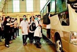 Bộ trưởng Bộ Y tế kêu gọi sinh viên y, dược 'xung trận' chống dịch COVID-19 tại Bắc Giang và Bắc Ninh