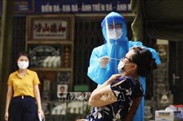 Sáng 19/7, Hà Nội ghi nhận 16 trường hợp dương tính với SARS-CoV-2 của 4 chùm ca bệnh