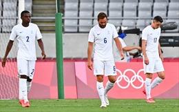 Bóng đá nam Olympic Tokyo 2020: Pháp, Argentina, Đức đối diện nguy cơ dừng bước ngay tại vòng bảng