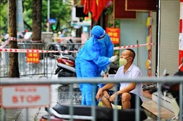 Ngày 25/9, Việt Nam thêm 9.706 ca mắc mới COVID-19, có 180 ca tử vong