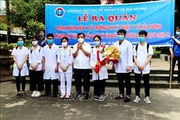 Khen thưởng 398 cá nhân tiên phong chống dịch tại Bắc Ninh và Bắc Giang