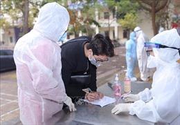 Chiều 27/2, Việt Nam thêm 6 ca mắc mới COVID-19 trong cộng đồng ghi nhận tại Hải Dương