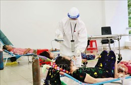 Bệnh viện dã chiến số 1 TP Hồ Chí Minh: 5.000 trường hợp đã xuất viện