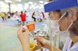Sáng 31/7, Việt Nam có 4.060 ca mắc mới COVID-19, thêm 407.283 liều vaccine được tiêm
